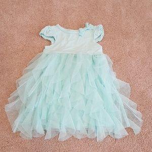Girls frilly dress